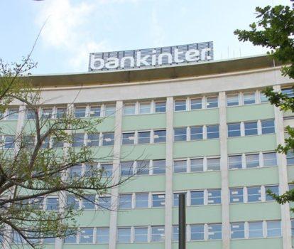 Serviços de desenvolvimento e manutenção aplicacional no Bankinter