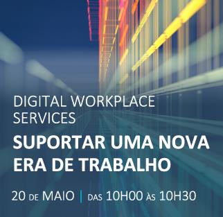 """Evento Digital """"Suportar uma nova Era de Trabalho"""""""